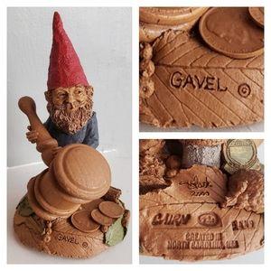 RARE Tom Clark Gavel Gnome Figurine #5449